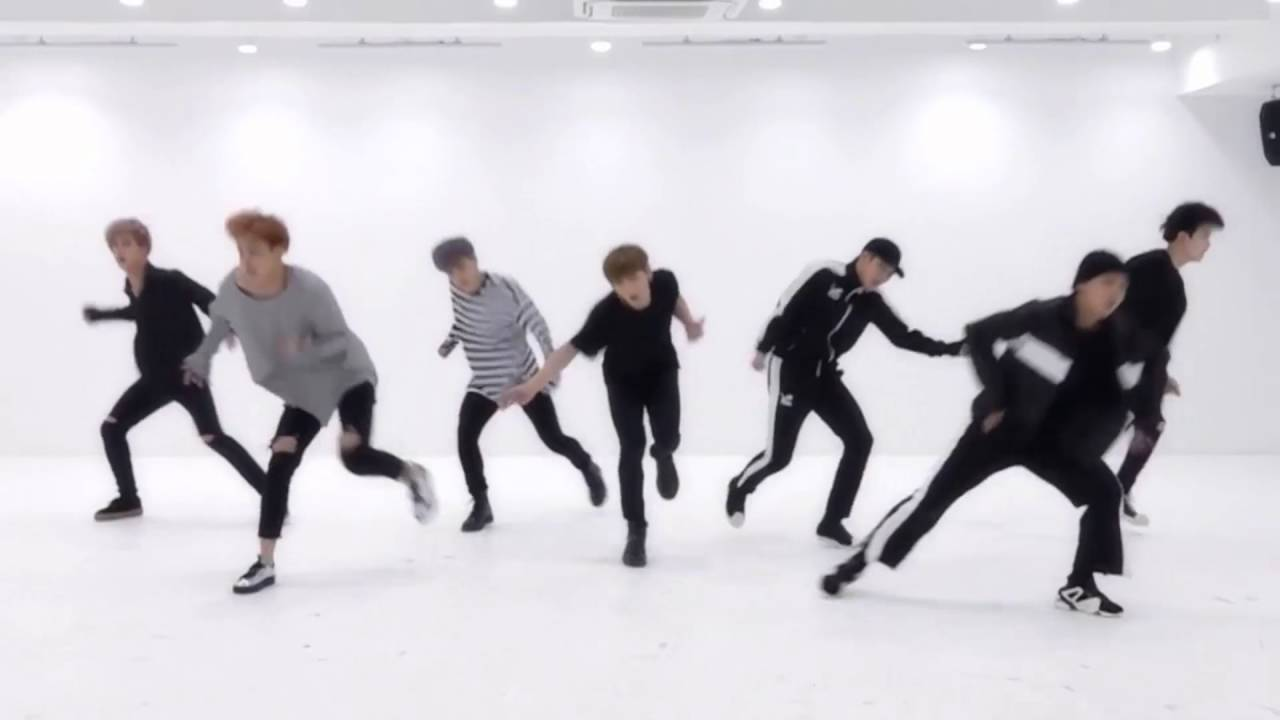 Bts Blood Sweat Amp Tears Mirrored Dance Practice Youtube