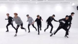 bts blood sweat tears mirrored dance practice