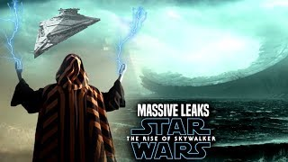 MASSIVE The Rise Of Skywalker Leaks! WARNING (Star Wars Episode 9 Spoilers)