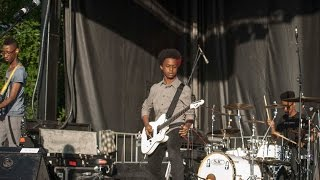 Unlocking The Truth  live @ 2015 Red Hook Park Summer Stage , Brooklyn
