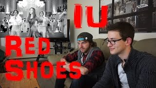 IU - Red Shoes MV Reaction