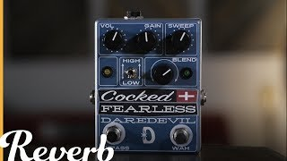 Daredevil Cocked & Fearless | Reverb Demo Video
