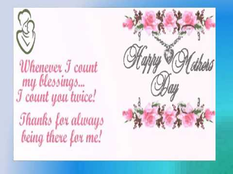 short poems for mothers day youtube