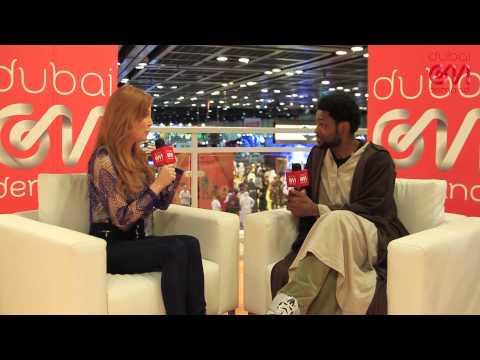 Comic Con Dubai 2015   Hollywood star Angelica Bridges talks to dONd's Layne Redman