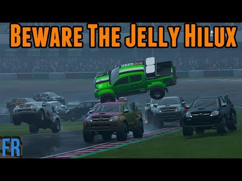Forza Motorsport  7 - Beware The Jelly Hilux