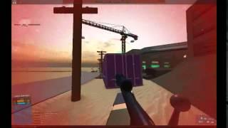 Roblox Phantom Forces BFG-50 Sniper Gameplay