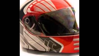 Small Motorcycle Helmet