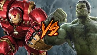 Download Video HULK VS IRON MAN (HULK BUSTER) RAP | BATALLA DE HEROES | ZARCORT PITER-G Y KRONNO MP3 3GP MP4