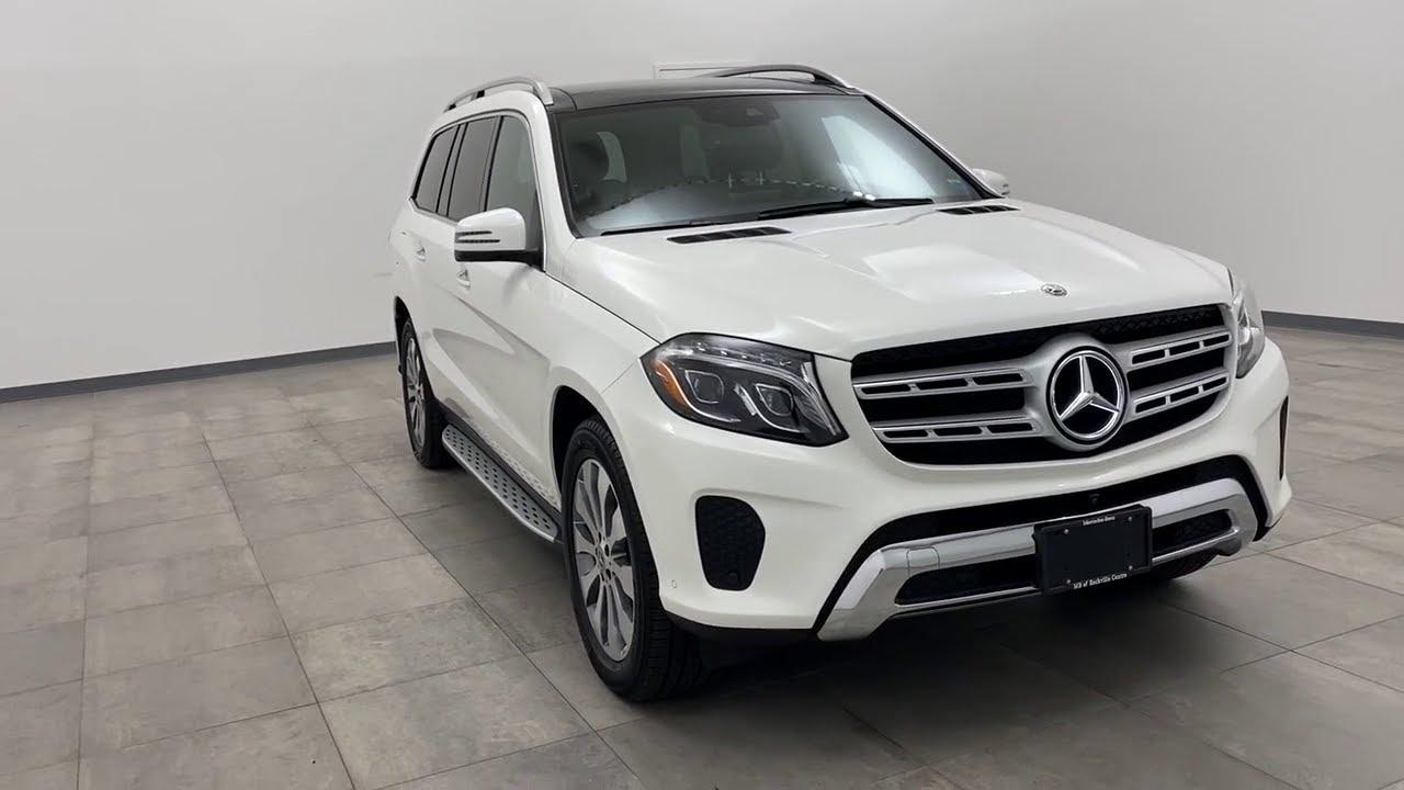 2018 Mercedes-Benz GLS Walk-Around Rockville Centre ...