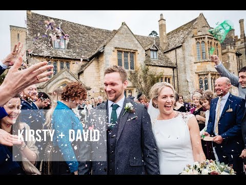 Kirsty + David / Ellenborough Park