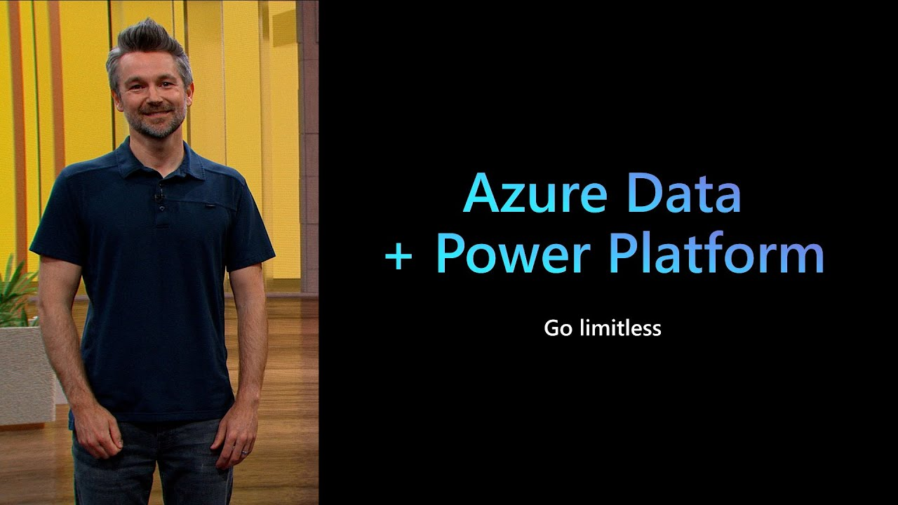 Scale analyze and Serve Microsoft Dynamics 365 Application Data with Azure