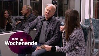 Jürgen Trittin (Grüne) über Veggie-Day und das Amt des Außenministers / Fahrt ins Wochenende - 02