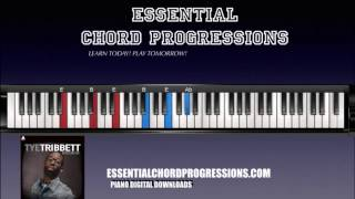 What Can I Do | Tye Tribbett| Easy GOSPEL Piano Tutorial