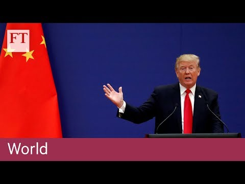 Trump open to a deal with China to end trade war Mp3