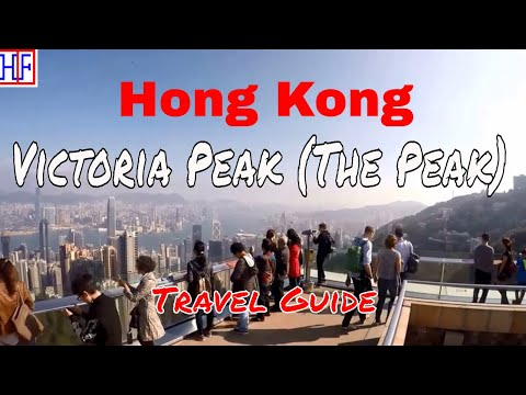 Hong Kong | Victoria Peak (The Peak) | Tourist Attraction | Episode# 8