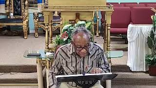 Our Days are Numbered | Greater Palm Bay COG | Bible Study | Bishop J.R. Lewinson | 4.22.20