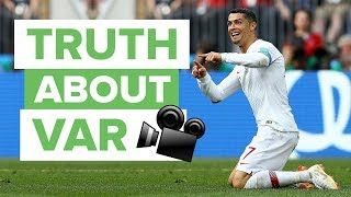 Why VAR will either SAVE or KILL football