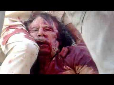 Muammar Gaddafi Morto