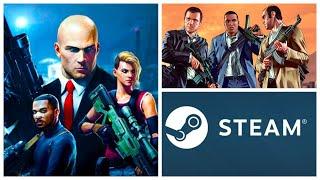 Rockstar предлагает заработок в GTA 5, Steam готовит облачный сервис, Hitman 3 | Игровые новости