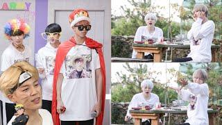 Completo BTS Run episodio 27 y 28 / Sub Esp.