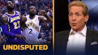Would LeBron winning a title with Kawhi hurt his legacy? Skip & Shannon discuss | NBA | UNDISPUTED