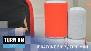 Libratone Zipp und Zipp Mini im Test