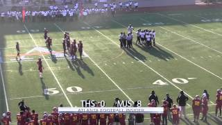 Atlanta Football Insider Game of the Week - Therrell vs Jackson August 29, 2014