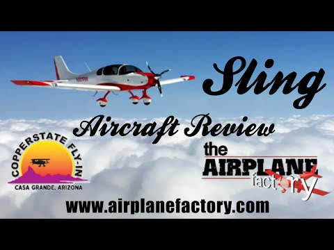 Sling Light Sport Aircraft Review, Copperstate Fly In Casa Grande Arizona