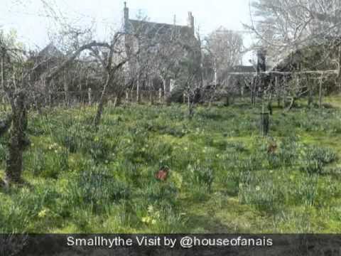 Smallhythe Place Visit - a National Trust property in Kent, UK (Apr 2013)