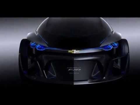 Chevrolet Fnr O Carro Futurista E Totalmente Auton 244 Mo Da Chevrolet Youtube