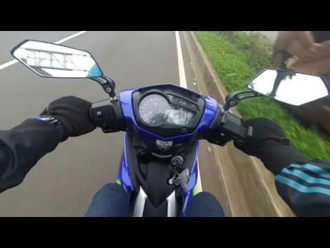 #2 Test Motor Saya Yamaha Mx King 150 Gp 2016