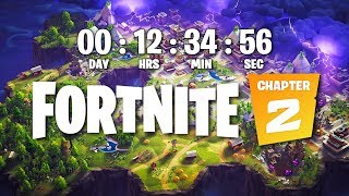 LAST SEASON 10 STREAM!! Fortnite Chapter 2 Event Countdown LIVE! (Fortnite Battle Royale)