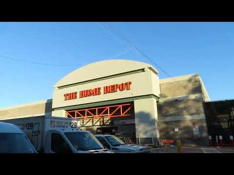 Montgomery Hydraulic Elevators The Home Depot Seven Corners In Falls Church Va Youtube