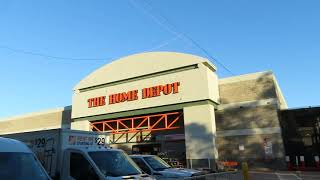 Montgomery Hydraulic elevator @ The Home Depot - Daily City, CA