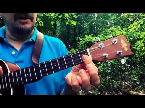 MUJ REQUEST: Let It Be Me - Everly Brothers (ukulele tutorial)