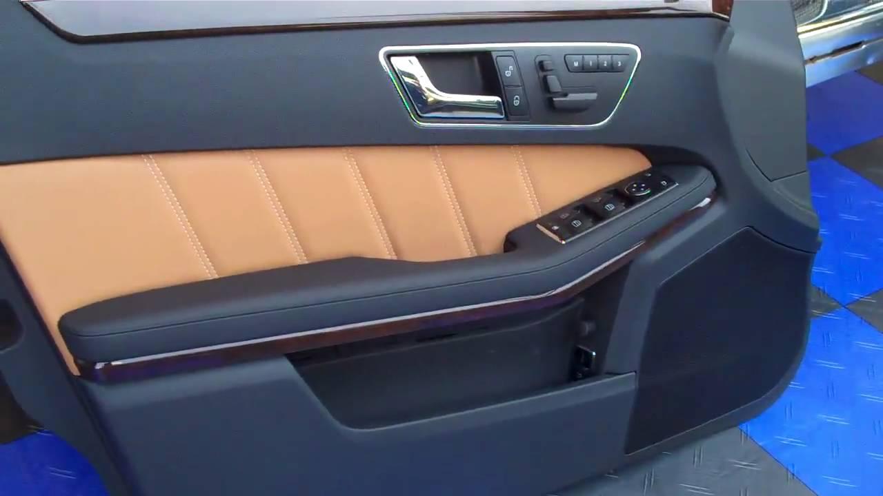 Stereo Upgrade 2010 E Class Mercedes Youtube