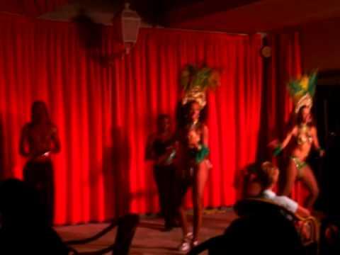 "Samba im Hotel ""EDEN"" in Port de Soller auf MAllorca"