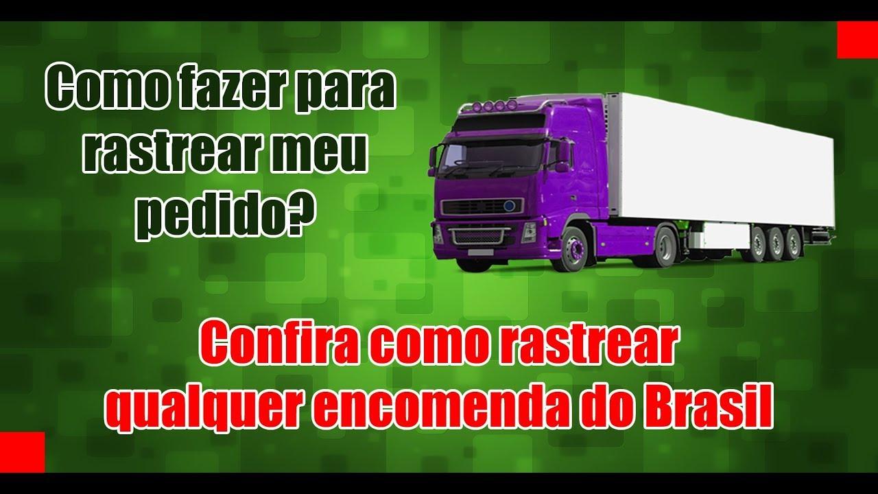 70609c4bd Como rastrear meu pedido  Principais transportadoras do Brasil - YouTube