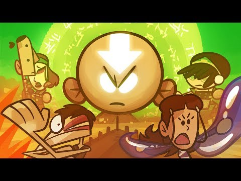 The Ultimate ''Avatar: The Last Airbender'' Recap Cartoon - BOOK TWO