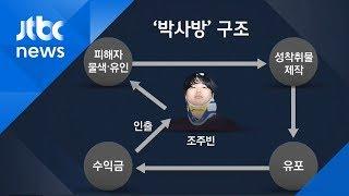 """""""조주빈-공범 '유기적 결합체', 역할 나눠 범행""""…검찰 추가 수사 예고 / JTBC 뉴스ON"""