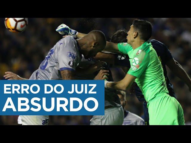 DEDÉ EXPULSO: O CRUZEIRO FOI PREJUDICADO!   Peleja Drops #19