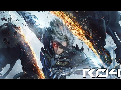 Metal Gear Rising - Revengeance Difficulty S Rank - R-04: Hostile Takeover