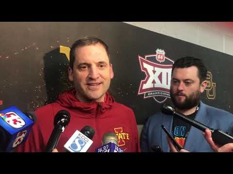Dave Sprau - VIDEO: ISU Men's Basketball At The Big 12 Tournament