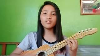BREAK FREE- ARIANA GRANDE | ukulele song cover