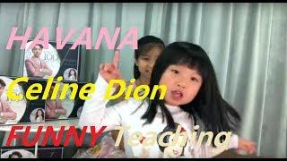 Baixar Camila Cabello Havana - Celine Tam 譚芷昀 COVER with cute sister Dion dance