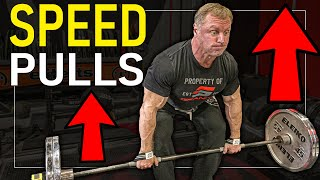 (How To) Speed Pulls With John Meadows & Dave Tate