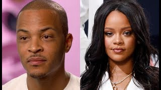 The REAL REASON TI DlSSED Rihanna For Dating N0N Black Men