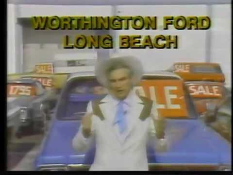 Cal Worthington Ford >> Cal Worthington Ford Commercial Ad 1981