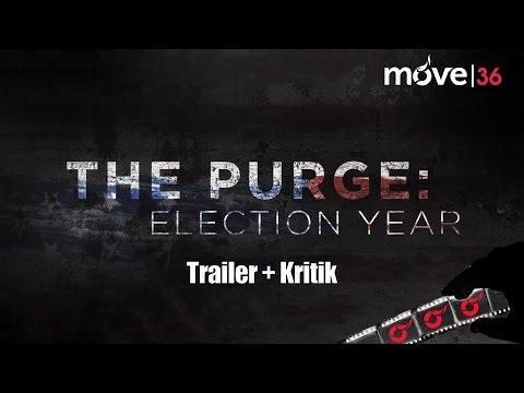 """The Purge: Election Year"" - CineSneak Fulda - Trailer + Kritik"