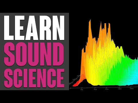 Learn about sound and musical frequencies - Black Book Lesson One